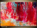 Moderný obraz o rozmere 120x80 cm s abstraktným motívom