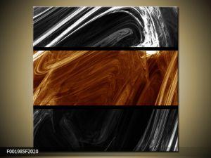 Moderný obraz o rozmere 20x20 cm s motívom umenia