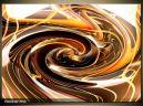 Moderný obraz o rozmere 70x50 cm s abstraktným motívom